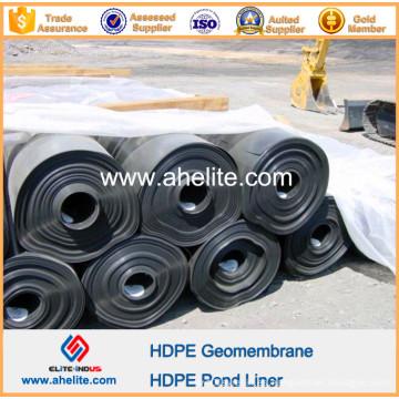 Resistencia química HDPE Geomembranas Proveedor