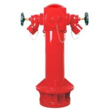 Hidrante seco de hierro fundido
