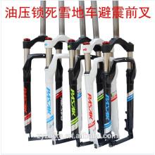 Horquilla de la bici de la nieve / bifurcación gorda de la bici de la bifurcación de la bifurcación de la bici de la arena de la aleación de aluminio de la bifurcación 26 *