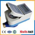 Hiwits Brand LCD дисплей Предоплаченный цифровой измеритель воды WiFi