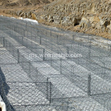 Gabion Mattress-Hexagonal Mesh Box Gabion