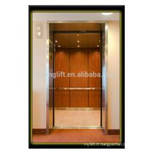 Vente directe d'usine toutes sortes d'ascenseur à passagers de luxe