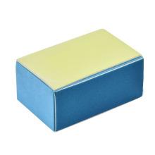 Lima de uñas de pulido de esponja de moda alrededor de color de esponja uñas de pulido pulido lima de uñas de pulido