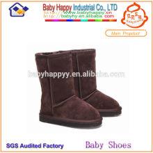 Venta al por mayor en línea de la marca de fábrica los niños de invierno botas