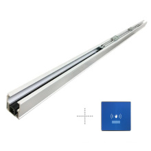 Factory outlet automatic glass sliding door system magnetic door opener