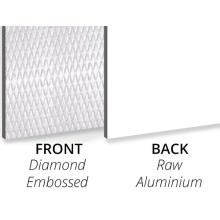 Декоративные панели с текстурированным алмазным тиснением 3 мм