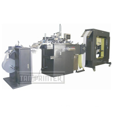 Tam-Zp Automatic 1color Roll to Roll Screen Printing Machine
