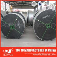 100н/мм-600n/мм хлопка и Т/с холст (полиэстер) конвейерные ленты