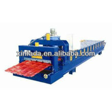 1100 Step Tile Forming Machine