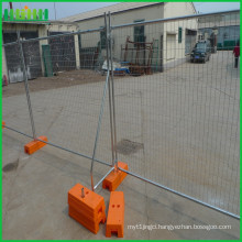 temporary movable fence panels