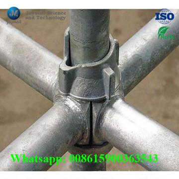 Échafaudage en acier de système de Cuplock d'échafaudage pour la construction