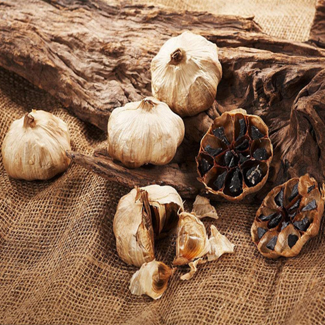 Whole Black Garlic 146