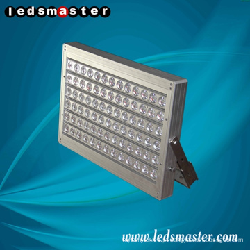 Iluminação de inundação do diodo emissor de luz do ângulo 10ligh 120lm / W do diodo emissor de luz / torre de Mible 840W