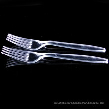 PP/PS 18cm Plastic Fork Disposable Products