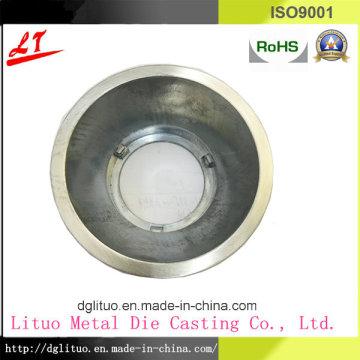 Weit verbreitete Hardware Aluminium / Zink-Legierung Druckguss LED & Beleuchtung Gehäuse