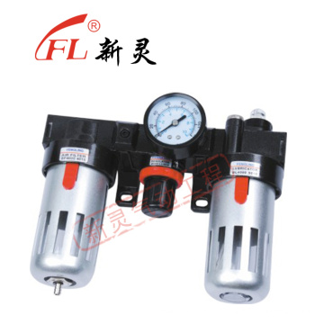 Frl pneumática para bombas de diafragma Bc3000 / 4000