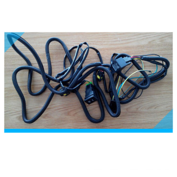 Custom HID Relay Daytime Drive Light Wire Harness Manufacturer
