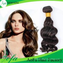 Top Quality Grade 7A/8A Indian Body Wave Virgin Hair Human Hair Extension