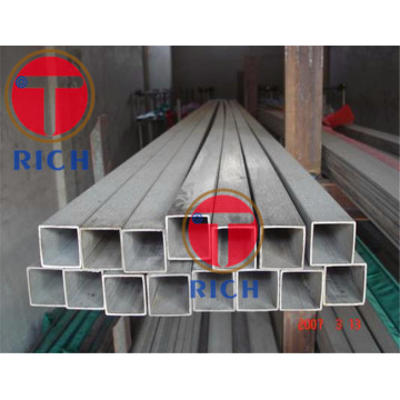 ASTM A500 Carbon Structural Square Steel Tubes