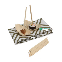 Anhui EVEN Manufacturer Wholesale Disposable Flat Large Bamboo Kebab Skewers For Outdoor BBQ Picnic Party