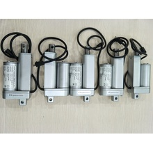 Small linear actuator used for automatic packing machine