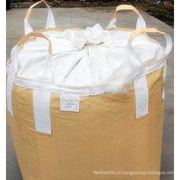 Arroz, Farinha Big Bag com tecido impermeável