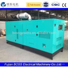 130KW 60Hz elektrische Dieselgeneratoren mit ATS