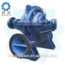 Bomba de água industrial de grande capacidade para irrigação agrícola