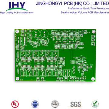 Elektronische dubbelzijdige multilayer 6 lagen PCB Board Custom fr4 PCB