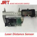 Sensor de la distancia del laser de la medida del área del OEM 60M RS232 de los 75x18x40m m