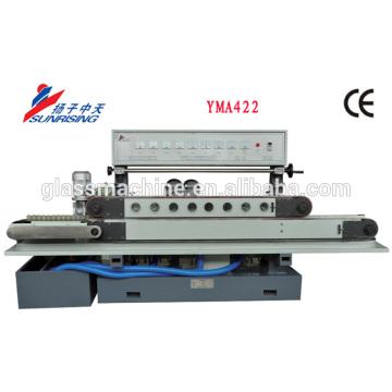 rectificadora de vidrio con regla horizontal con tamaño YMA422
