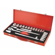 "Hot Sale High Quality 24PCS 1/2"" Dr Socket Set"