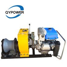 Petrol powered winch 5T