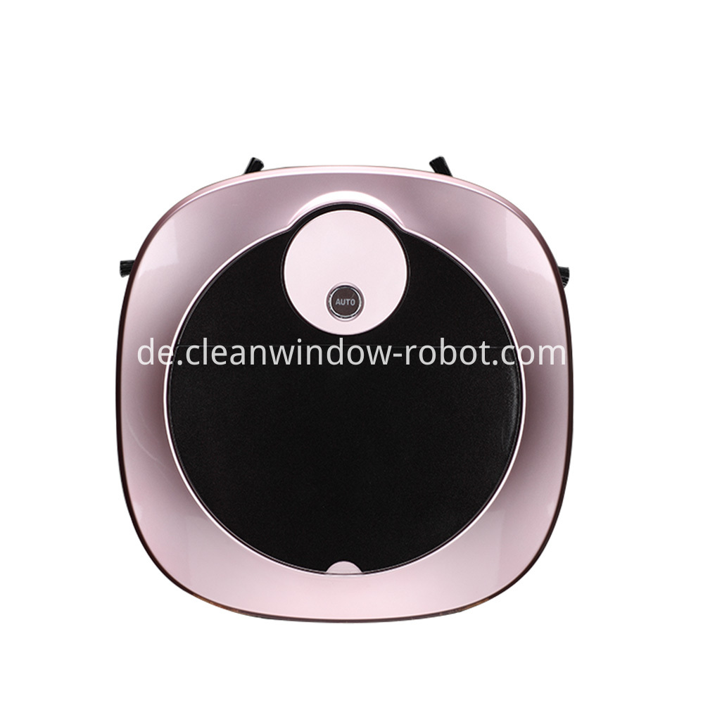 Robotic Vacuum Cleaner With Dry Mopping (5)
