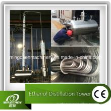 Stainless Distiller Alcohol Distillation Equipment