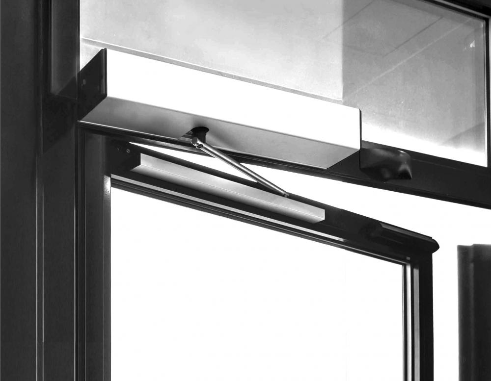 Automatic Glass Swinging Door Opener