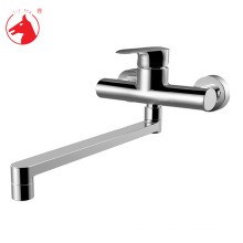 Super quality durable wall mounted sink tap
