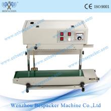 Vertical Continuous Plastic Bag Heat Sealing Machine
