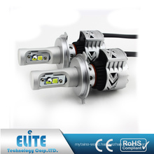 Pair Car H4 H13 9004 9007 G8 LED Headlight Bulbs Conversion Kit XHP50 6000LM 6500K Super Bright White Beam
