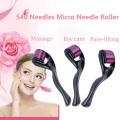derma microneedle face roller