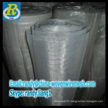 YONGWEI Woven Aluminum Wire Mesh/Window Screen
