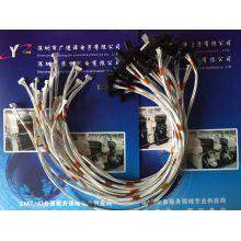 Piezas de recambio SMT Panasonic Cm402 Alimentador de interfaz de alimentación Kxf0cx1AA00 / N510022120AA