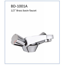 Bd1001A Faucet de lavatório de latão duplo