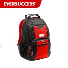 Saco de escola quente do estilo da trouxa da venda com o compartimento do portátil para adolescentes