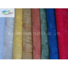 Deformación impresa ante Micro tela de materia textil casera