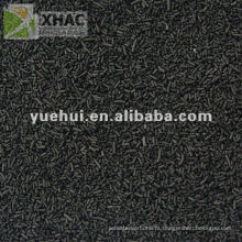 Carvão ativado a base de carvão de 1,5 mm para adsorção de pressão de balanço PK-3060