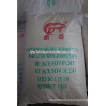 Phosphate de calcium de haute qualité Monobasic Anhydrous Fine powder