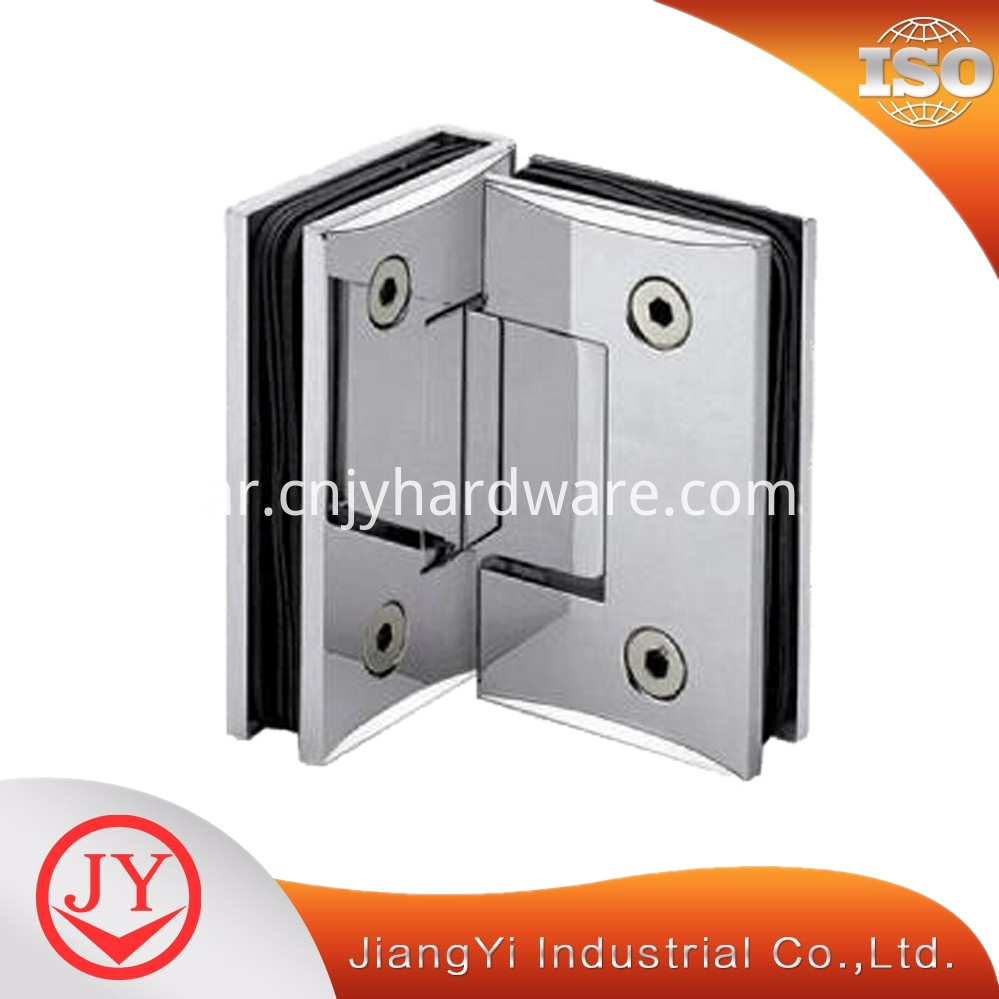 Double Side Glass Hinge
