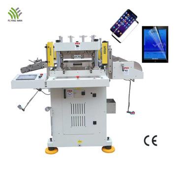 Máquina troqueladora de protector de pantalla para teléfono móvil