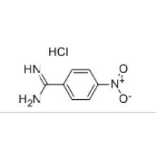 Clorhidrato de 4 - nitrobenzamidina, 15723 - 90 - 7
